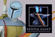 Pre-order the Boba Fett Holiday Special Animated Maquette