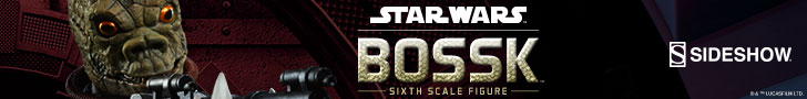 Bossk Star Wars Sixth Scale Figure