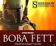 Pre-order Premium Format Fett!