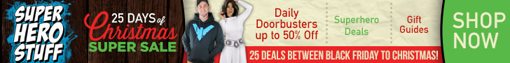 25 Days of Christmas Super Sale Includes Star Wars Merch