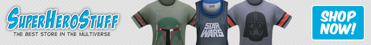 Star Wars T-Shirts -- Including Boba Fett
