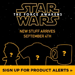 Episode VII Collectibles, Coming Soon