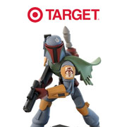 Discontinued Disney Infinity Boba Fett Figure